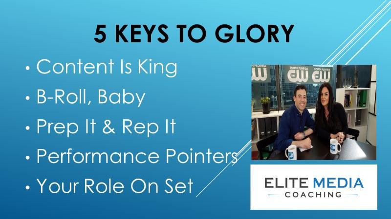 5 Keys to Glory